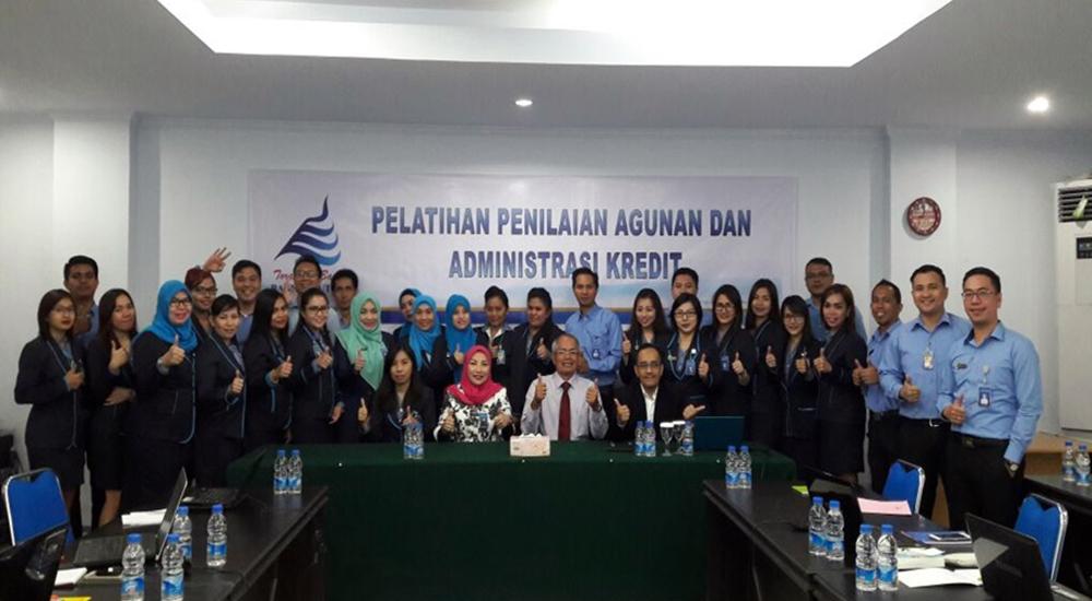 Training Perbankan PT. Bank SulutGo